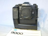 '   9000 + MD90 + BP90 -PROFESSIONAL- -NICE SET- ' Minolta 9000 SLR Camera  -NICE SET- £79.99